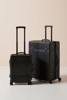 CALPAK Medium Trnk Carryon Bag  -    BLACK