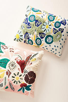 Slide View: 4: Embellished Cleo PIllow