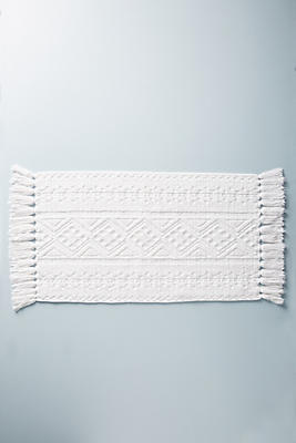 Slide View: 1: Textured Vita Bath Mat