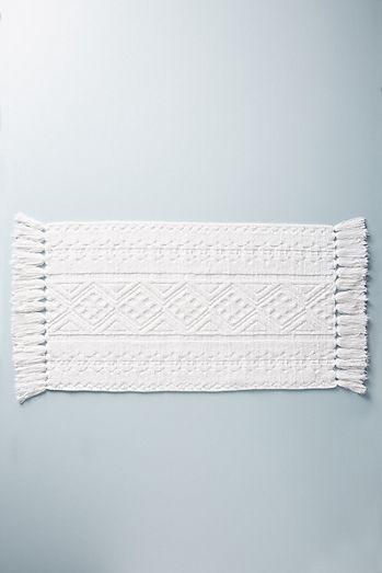 Textured Vita Bath Mat