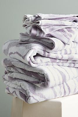 Slide View: 1: Victoria Bath Towel Collection
