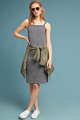 Slide View: 1: Esme Striped Dress