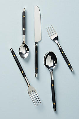 Slide View: 1: Inlay Flatware