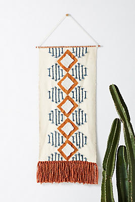 Slide View: 1: Badia Wall Hanging