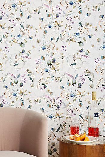 Anthropologie Cillian Wallpaper