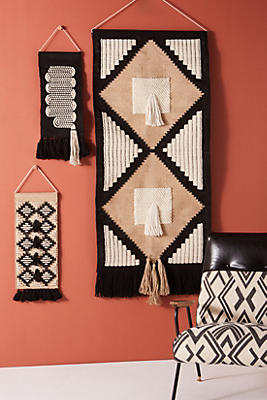 Slide View: 4: Oralee Wall Hanging