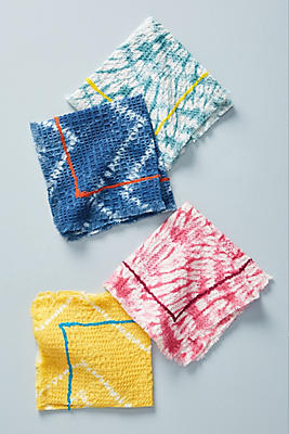 Slide View: 2: Rosario Dishcloth Set
