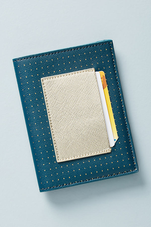 Porte Passport Holder - Blue