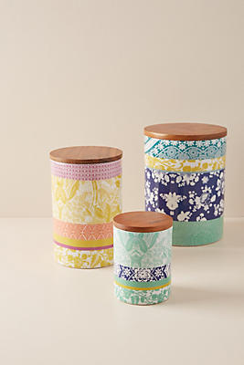 Slide View: 3: Jacquard Canister