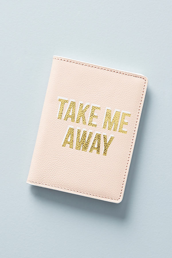 Celeste Passport Holder - Pink
