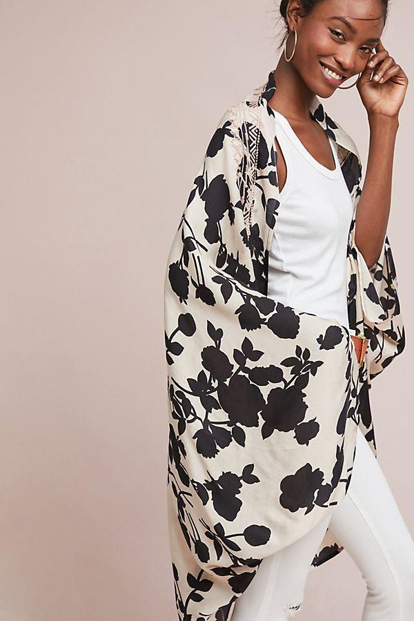 Slide View: 1: Lia Cocoon Kimono