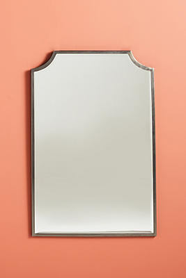 Ruby Mirror by Anthropologie