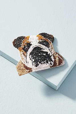 Mignonne Gavigan Puppy Love Brooch srB1v5