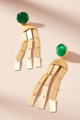 Rae Drop Earrings by Zoja