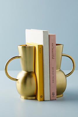Slide View: 1: Vase Bookends