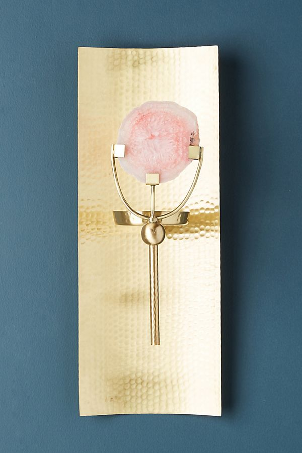 Slide View: 1: Crystallized Sconce