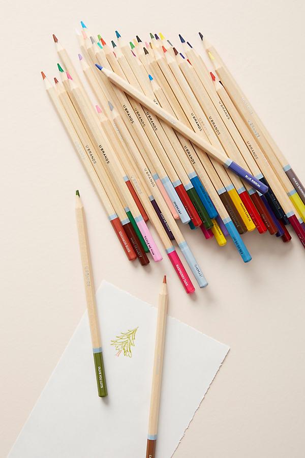 Maude Coloured Pencils + Pouch Set - Assorted