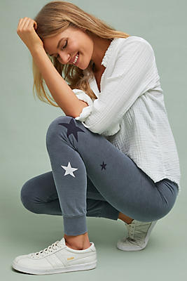 Slide View: 1: Sundry Star Joggers