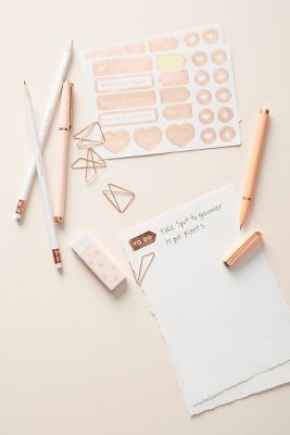 Maude Stationery Set by Anthropologie
