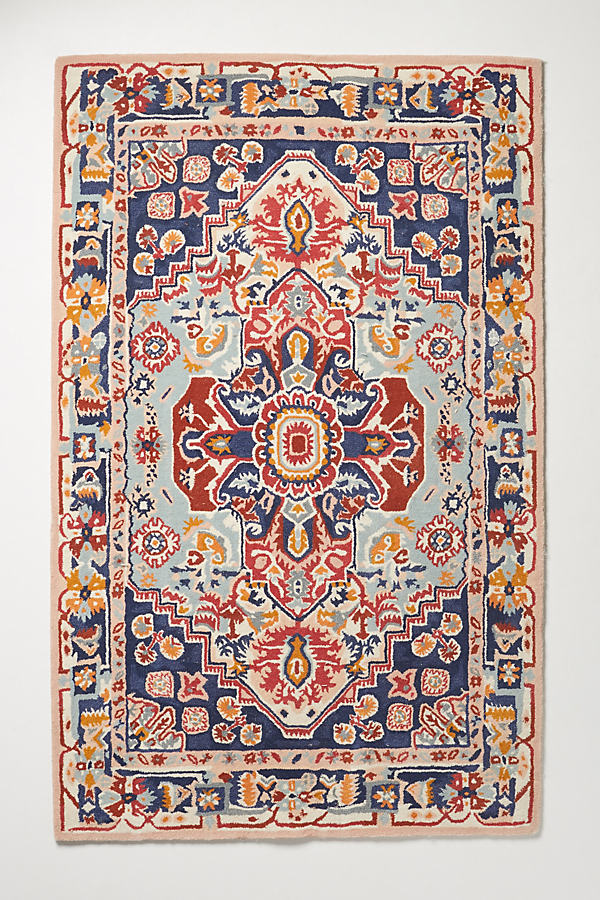 Tufted Verity Rug - Assorted, Size 4 X 6