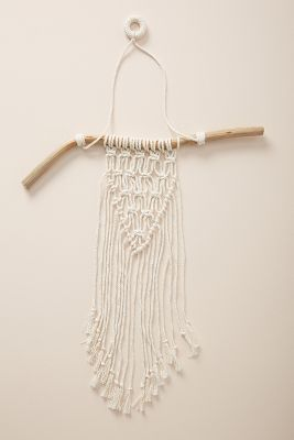 Macrame Wall Hanging by Anthropologie