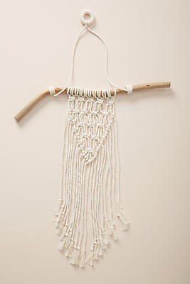 Slide View: 1: Macrame Wall Hanging