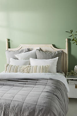 Slide View: 1: Pom Pom At Home Antwerp Coverlet