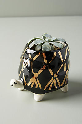 Slide View: 1: Flecked Fauna Planter