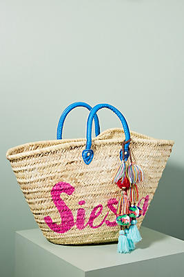 Slide View: 1: Marrakech Shoreline Tote Bag