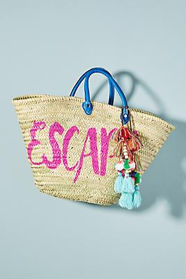Slide View: 1: Marrakesh Voyage Tote Bag