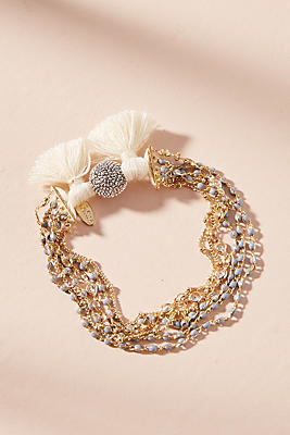 Anthropologie Magna Layered Bracelet iGOYjei