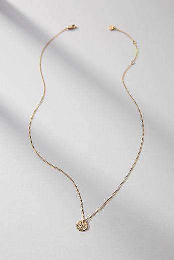 Anthropologie Hamsa Hand Charm Necklace dlsXqQ55