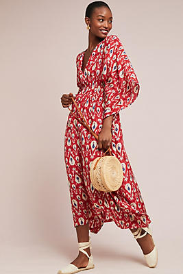 Slide View: 1: Marie Cinched Caftan