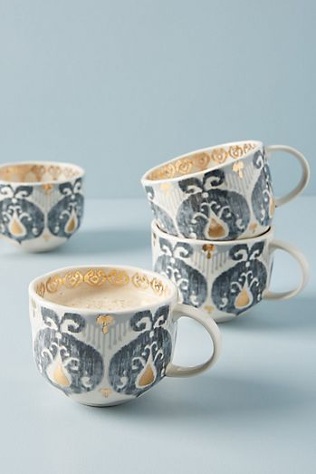 Tanja Mugs Set Of 4