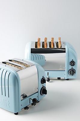 Slide View: 4: Dualit Two-Slot NewGen Toaster