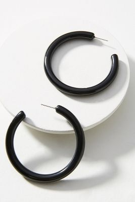 Janelle Hoop Earrings by Anthropologie