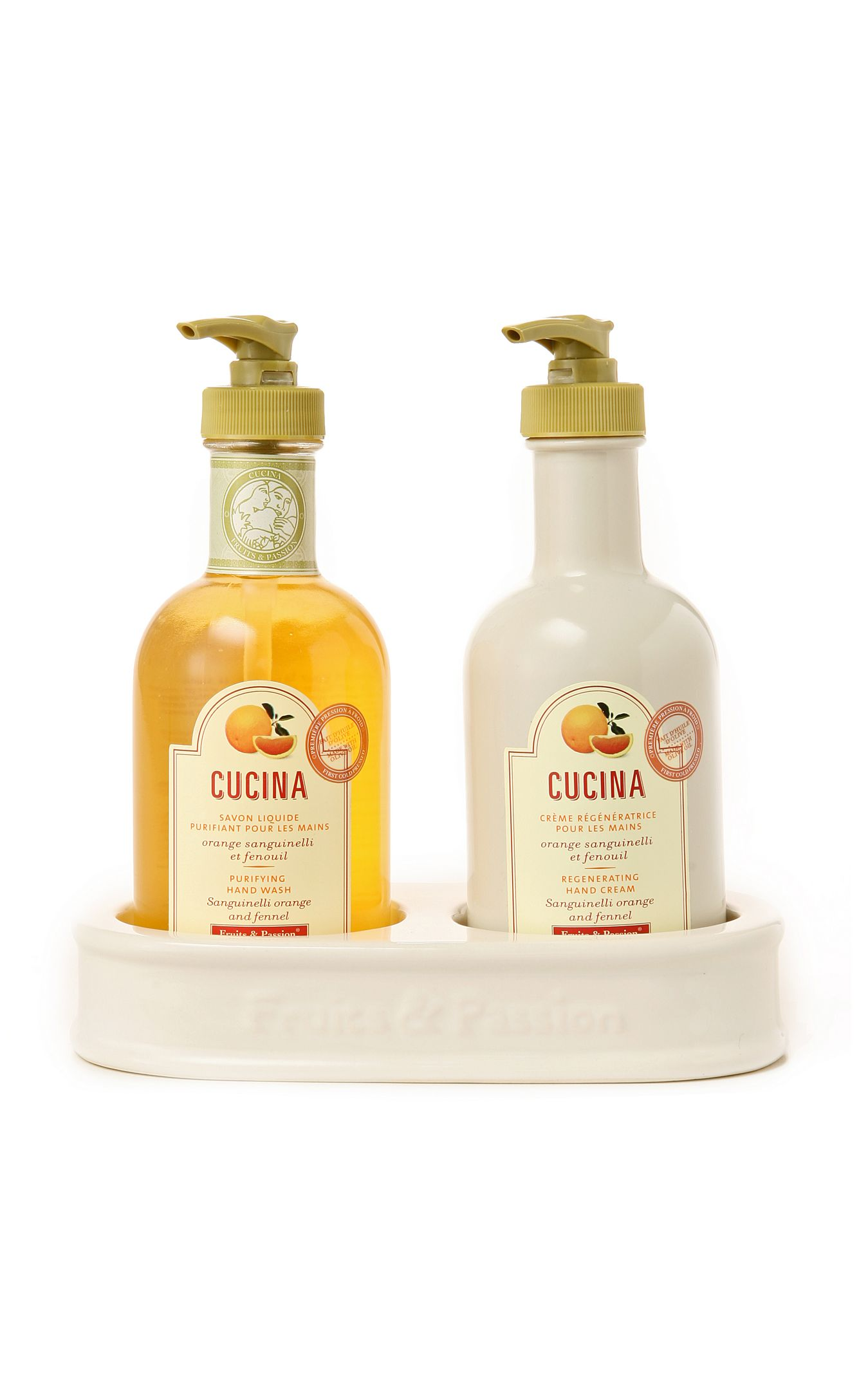 Cucina Hand Care Duo | Anthropologie