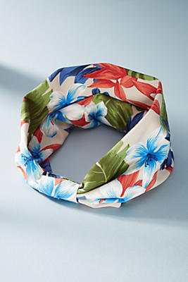 Anthropologie Sunward Floral Headband 0JFfd