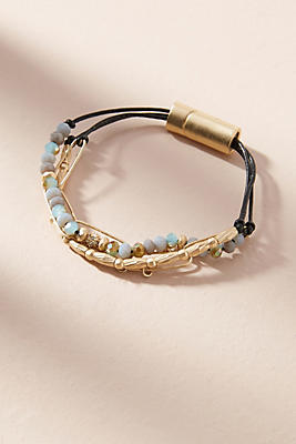 Anthropologie Dominique Layered Bracelet gKSON3OLmU