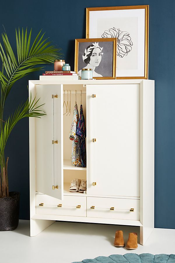 Merriton Armoire | Anthropologie