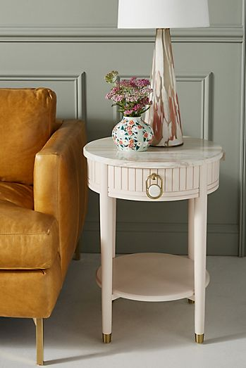 marcelle storage side table - End Tables For Living Room