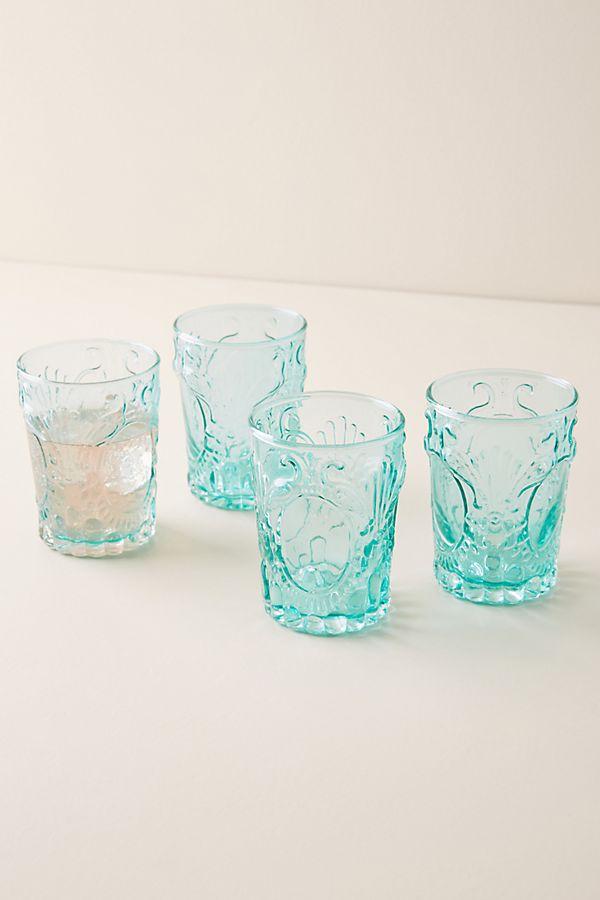 a711b7f1d7f2 Crystal stemware by American designers. Modern glassware.