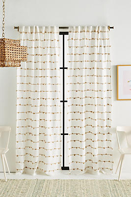 Slide View: 1: Embellished Isaac Curtain