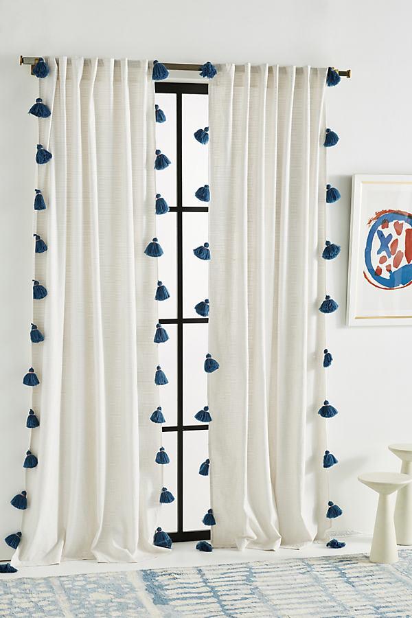 Mindra Curtain - Grey, Size 50 X 84
