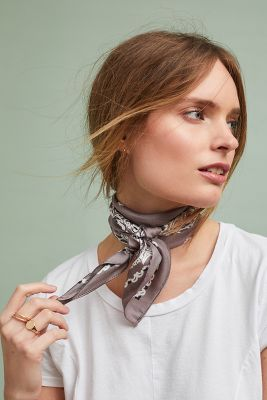 Jolene Bandana Kerchief Scarf by Anthropologie