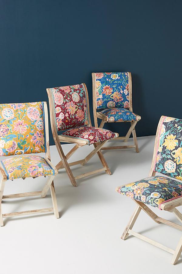 Emma Terai Chair - Assorted