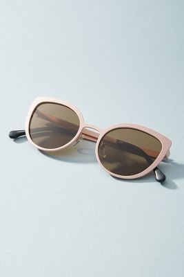 Crane Cat Eye Sunglasses by Komono