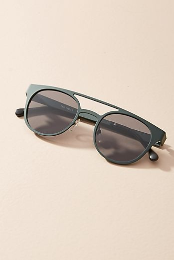 Finch Brow-Bar Sunglasses
