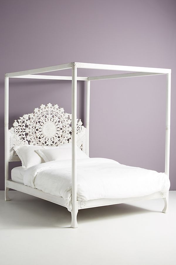 Slide View 1 Suzani Four Poster Bed