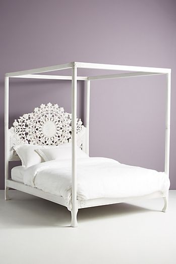 Suzani Four Poster Bed